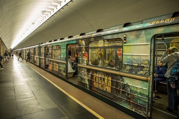 renovation métro de Moscou